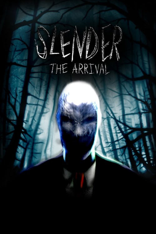 Cover for Slender: The Arrival.