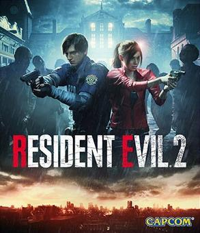 Cover for Resident Evil 2: Remake.