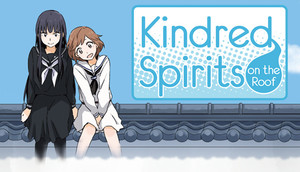 Cover for Kindred Spirits on the Roof.