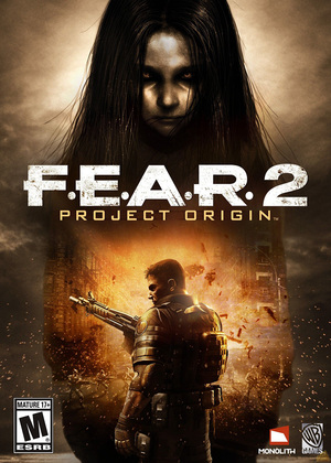 Cover for F.E.A.R. 2: Project Origin.
