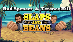 Cover for Bud Spencer & Terence Hill: Slaps and Beans.