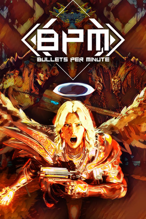Cover for BPM: Bullets Per Minute.
