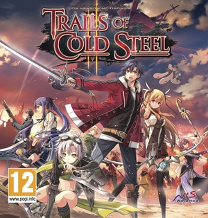 Cover for The Legend of Heroes: Trails of Cold Steel II.