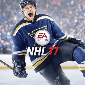 Cover for NHL 17.