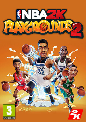 Cover for NBA 2K Playgrounds 2.