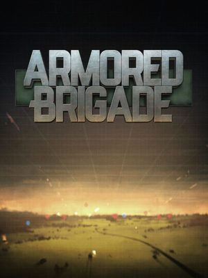 Cover for Armored Brigade.