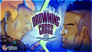Cover for Drowning Cross.