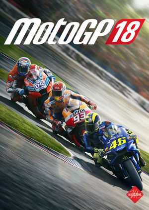 Cover for MotoGP 18.