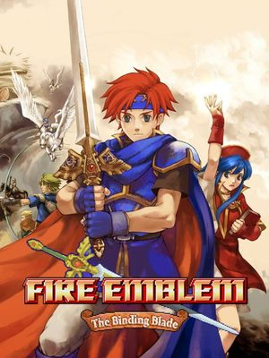 Cover for Fire Emblem: Fūin no Tsurugi.