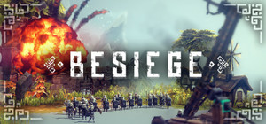 Cover for Besiege.