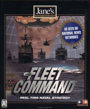Cover for Fleet Command.