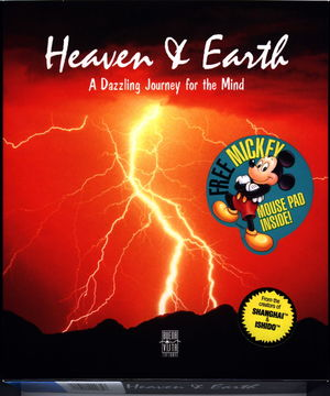 Cover for Heaven & Earth.