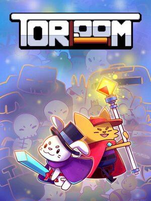 Cover for Toroom.