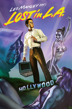 Cover for Les Manley in: Lost in LA.