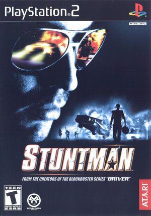 Cover for Stuntman.
