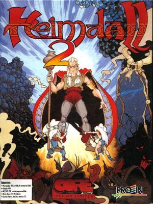 Cover for Heimdall 2.