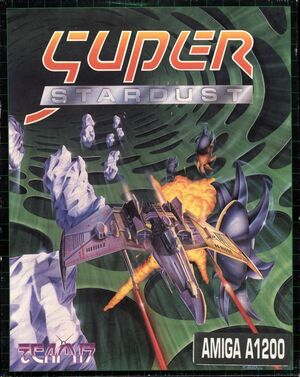Cover for Super Stardust.