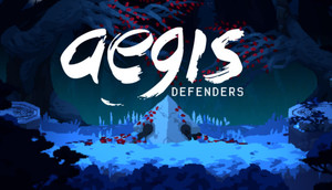 Cover for Aegis Defenders.