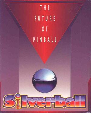 Cover for Silverball.