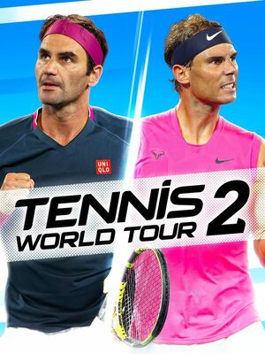Cover for Tennis World Tour 2.
