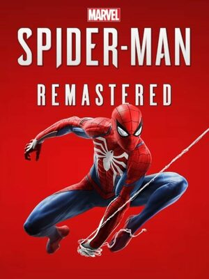 Cover for Spider-Man Remastered.