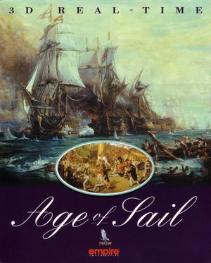 Cover for Age of Sail.