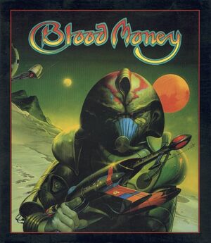 Cover for Blood Money.