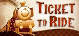 Cover for Ticket to Ride.