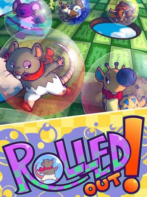 Cover for Rolled Out!.