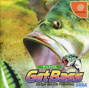 Cover for Sega Bass Fishing.