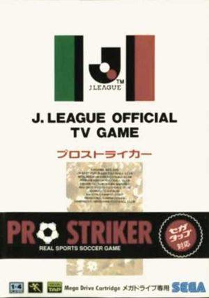Cover for J.League Pro Striker.