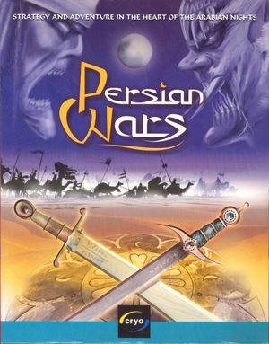 Cover for Persian Wars.