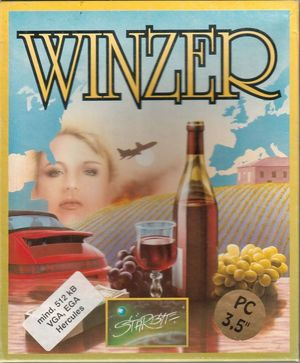 Cover for Winzer.