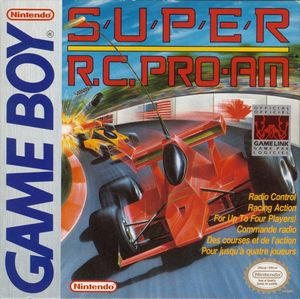 Cover for Super R.C. Pro-Am.