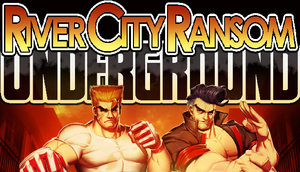 Cover for River City Ransom: Underground.