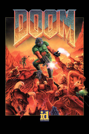 Cover for Doom.