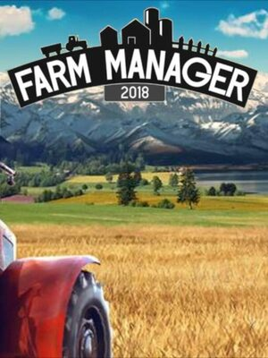 Cover for Farm Manager 2018.
