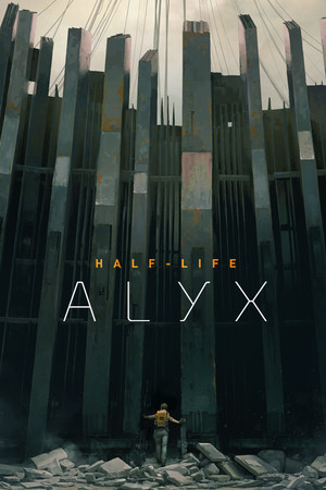 Cover for Half-Life: Alyx.