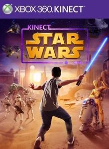 Cover for Kinect Star Wars.