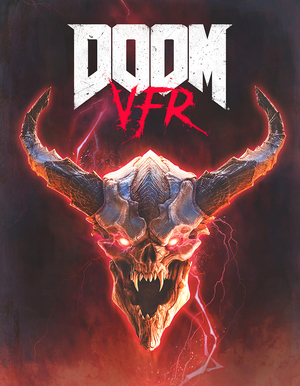 Cover for Doom VFR.