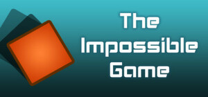 Cover for The Impossible Game.