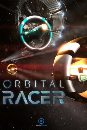 Cover for Orbital Racer.
