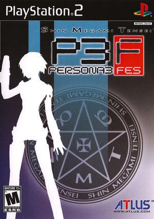 Cover for Shin Megami Tensei: Persona 3 FES.