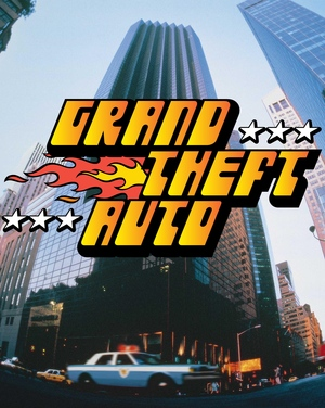 Cover for Grand Theft Auto.