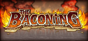 Cover for The Baconing.