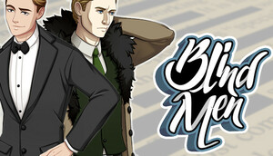 Cover for Bind Men.
