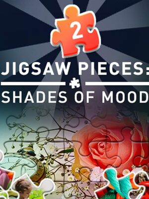 Cover for Jigsaw Pieces 2: Shades of Mood.