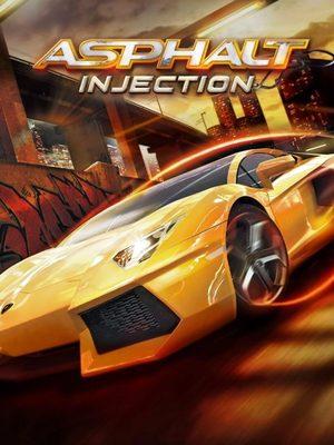 Cover for Asphalt: Injection.