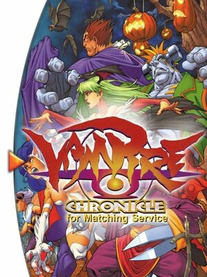 Cover for Vampire Chronicle for Matching Service.