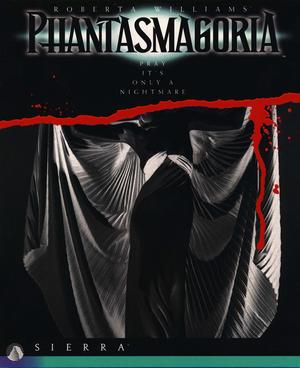 Cover for Phantasmagoria.